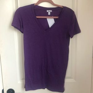 Abound Cotton V-Neck NWT